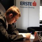 Přednáška na téma Nový občanský zákoník pro bankovní skupinu ERSTE